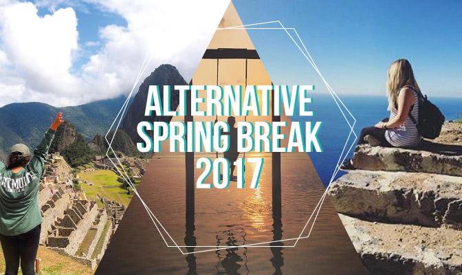 Alternative Spring Break 2017 Programs