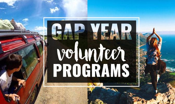 Gap Year Volunteer Programs - IVHQ