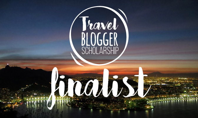 Author, Laura IVHQ Travel Blogger Scholarship
