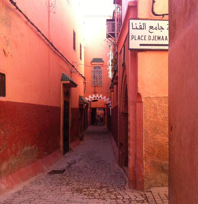 Exploring Marrakesh