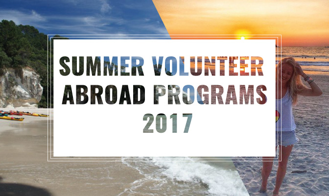 Top Summer Abroad Programs 2016