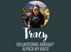 IVHQ Travel Blogger Scholarship - Tracy